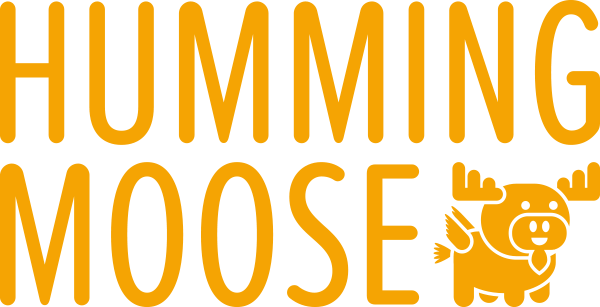 Humming Moose Logo